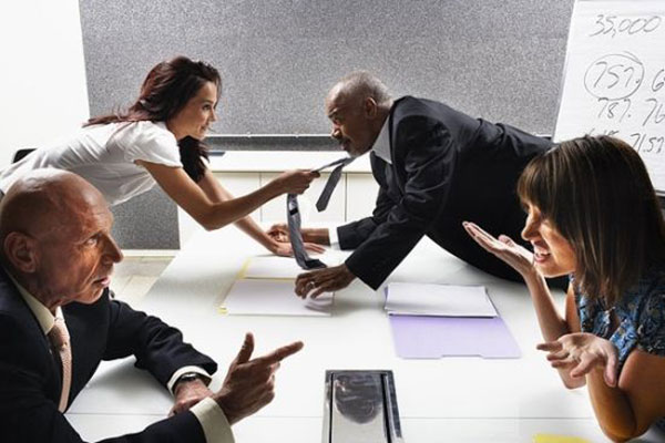 创业团队的沟通与矛盾